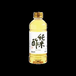 ハラール ベジタリアン ヴィーガン 対応商品 アルコール不使用 純米酢 500ml NOYAMA
